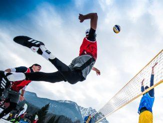 Snow Volleyball in Winterberg