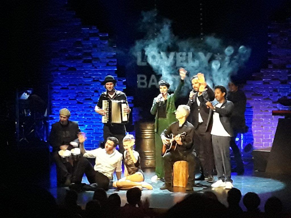 Lovely Bastards - GOP Varieté-Theater Essen